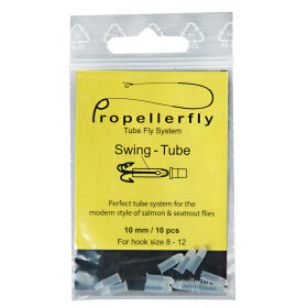 Propellerfly - Propellerfly Swingtube 10 mm clear