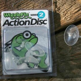 The Fly Co - WiggleFin Actiondisc 1