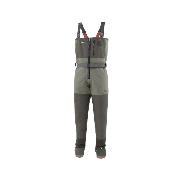 Simms Freestone Zipper stockingfoot