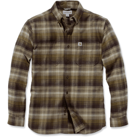 Carhartt Rugged Flex Hamilton Plaid