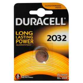 Duracell - Duracell CR2032 2-Pack