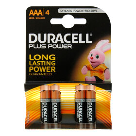 Duracell - Duracell Plus AA 8 stk.